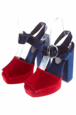 Босоножки Jeffrey Campbell MITRA RED NAVY