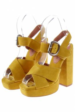 Босоножки Jeffrey Campbell ELVINA YELLOW