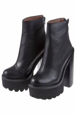 Ботильоны Jeffrey Campbell MULDER BLACK