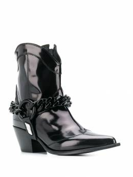MSGM - texas chain boots 0MDS5583030955605690