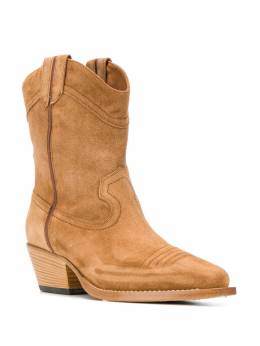 Vic Matie - western suede boots 966D9556998300000000