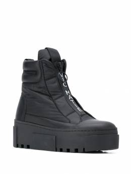 Vic Matie - stacked-sole ankle boots 336D9556909800000000