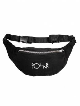Сумка на пояс Polar SKATE CO. Script Logo Hip Bags Black 2000000482460