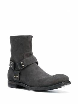 Officine Creative - biker ankle boots ARBU693HUNT953993550