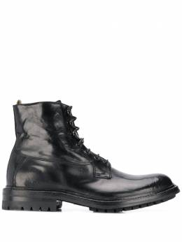 Officine Creative - Army style boots EXET665CTONE95569069