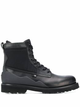 Woolrich - ridged lace-up boots 990666WF599955685600