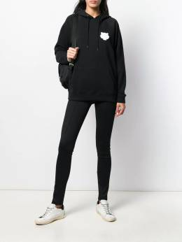 Kenzo - tiger patch hoodie 0SW36098095595959000