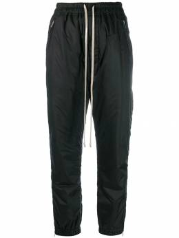 Rick Owens - drop-crotch trousers 9F5393NZ955699800000