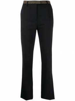 Roberto Cavalli - studded tailored trousers 000WP659955965960000