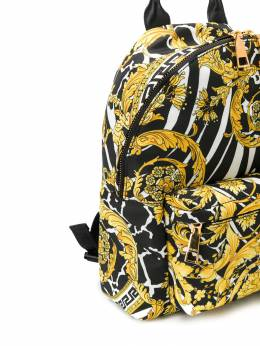Young Versace - baroque print backpack 6663YB66953953333660