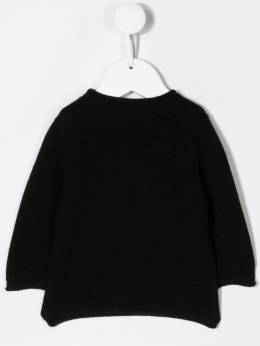 Givenchy Kids - embroidered jumper 96669B95596586000000