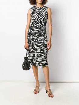 P.A.R.O.S.H. - Abito Zebra print dress RAD30059395569056000