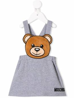 Moschino Kids - платье Teddy Bear 66ULDA93959505590000
