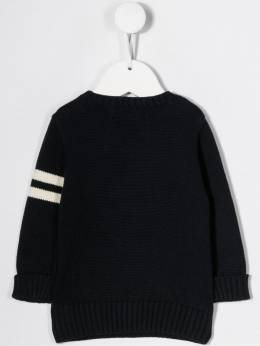 Ralph Lauren Kids - knitted dog jumper 35989395569083000000