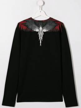 Marcelo Burlon County Of Milan Kids - футболка с принтом 956T6696B696T9533650