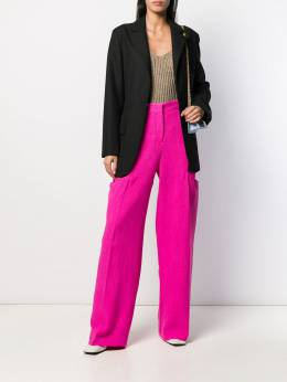 Jacquemus - wide leg straight trousers PA699930655695595565