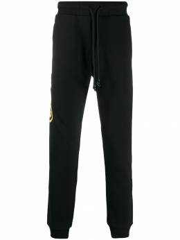 Versace Jeans Couture - embroidered logo track trousers UB9G9360969559965900