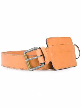 Jacquemus - buckle leather belt AC639965686695595590