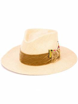 Nick Fouquet - woven style hat 95385098000000000000