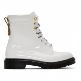 See by Chloe White Florrie Boots 192373F11301901GB