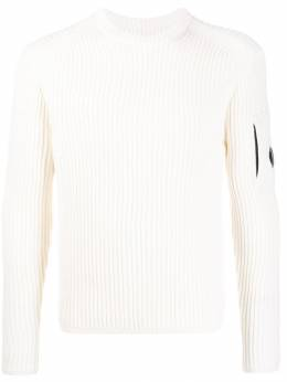 CP Company - ribbed long-sleeve sweater MKN953A665090A953690