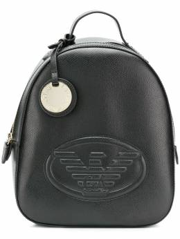 Emporio Armani - embossed logo backpack 605YH98A933560690000