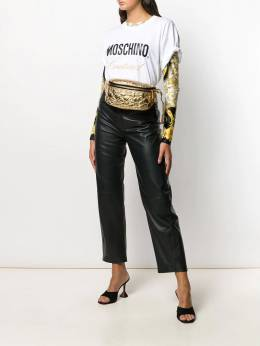 Moschino - quilted belt bag 69806895596986000000