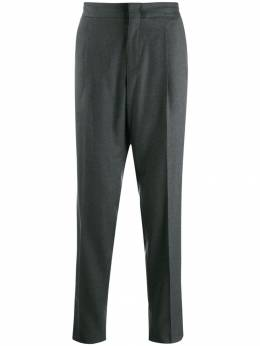 Z Zegna - slim-fit tailored trousers 69533GDC995356698000