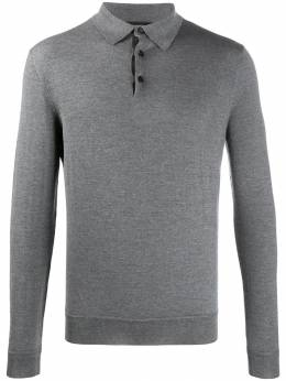 Ermenegildo Zegna - long-sleeved polo shirt 99930953859330000000