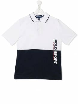Ralph Lauren Kids - TEEN colour block polo shirt 09866995365800000000