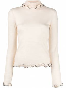 See By Chloé - rollneck top 99WJH696969550996300