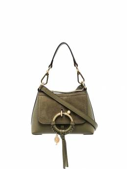 See By Chloé - ring detail shoulder bag 98WS9353369503503300