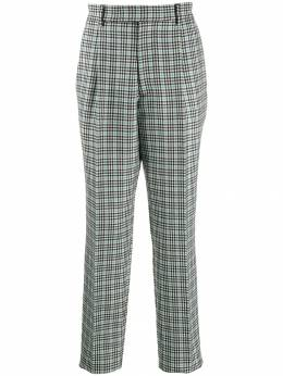 Alexander McQueen - houndstooth check trousers 563QNU68955569980000