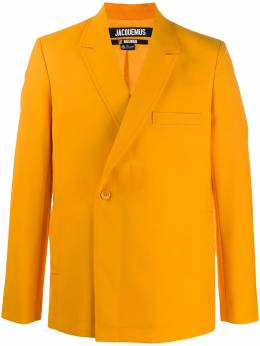Jacquemus - La Veste Moulin double-breasted blazer JA639969553535000000
