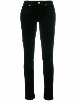 7 For All Mankind - skinny fit cord trousers 5V656NJ9556956900000