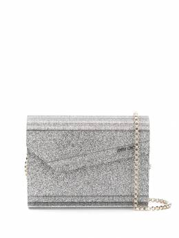 Jimmy Choo - glitter Candy clutch DYGAC955603660000000