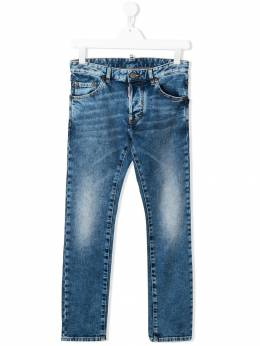 Dsquared2 Kids - TEEN slim-fit jeans 9PWD66VTDQ6995535599