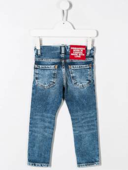 Dsquared2 Kids - slim faded jeans 9PWD66VT955355960000