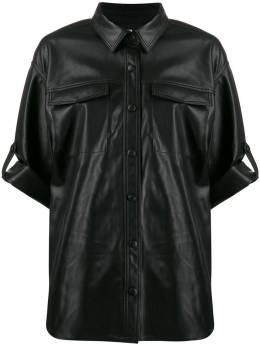 Karl Lagerfeld - textured shirt W9999999939336090000
