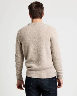 Джемпер Neps Knit Crew Sweater Gant 42681