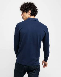 Лонгслив Original Pique Long Sleeve Rugger Gant 42674