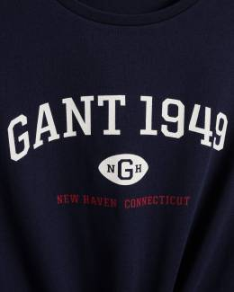 Лонгслив Long Sleeve 1949 T-Shirt Gant 42722