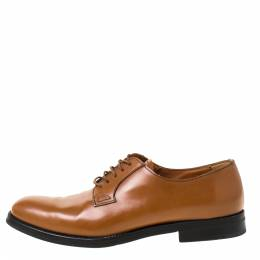 Church's Brown Leather Derby Size 37.5 Church's