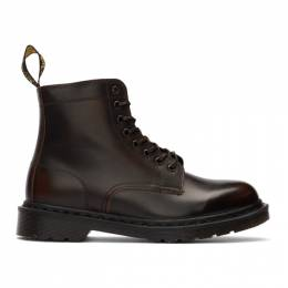 Dr. Martens Brown Made In England Rixon Boots 192399M25501507GB