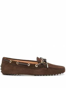 Tod's lace-up loafers XXW0FW0X710CK0