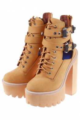 Ботильоны Jeffrey Campbell ABNER YELLOW