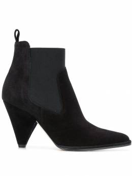 Sergio Rossi pointed ankle boots A78790MCRM13