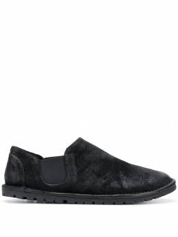 Marsell elasticated side panel loafers MMG0036066