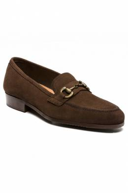 loafers Ortiz Reed SAFFORD_MARRON_102