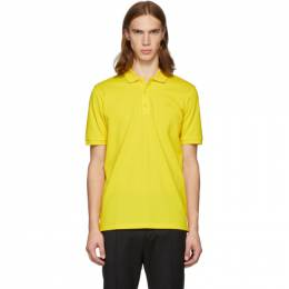 Hugo Hugo Boss Yellow Donos193 Polo 192084M21200704GB